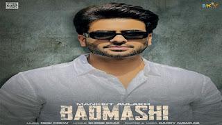 Badmashi Lyrics in English – Mankirt Aulakh