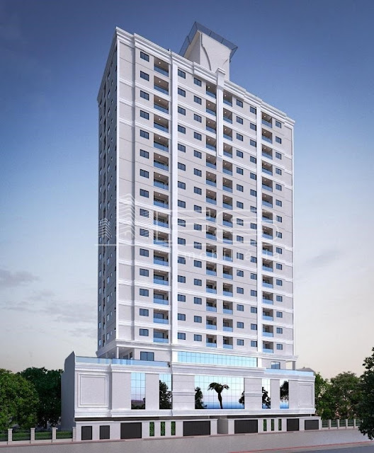 Place D´France Residence Itapema- apartamento 2 Dormitórios