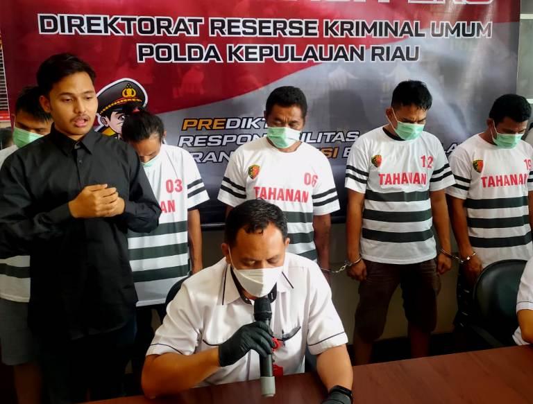 Rekrut PMI Ilegal dari Kepri Ke Malaysia, Keuntungan hingga Rp 6 Juta
