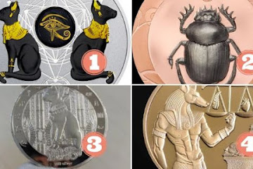 Выбор монеты с египетским символом покажет успешное направление ваших усилий