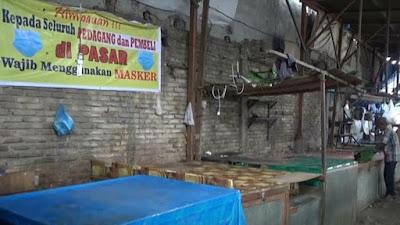 Pasar Tradisional Melati