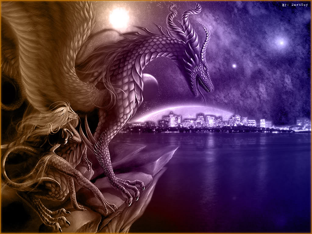 The Best Dragon Wallpapers Ever, Super Cool Dragon