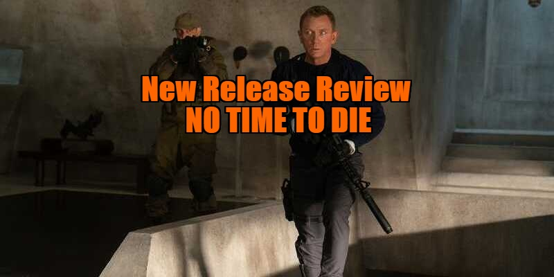 no time to die review