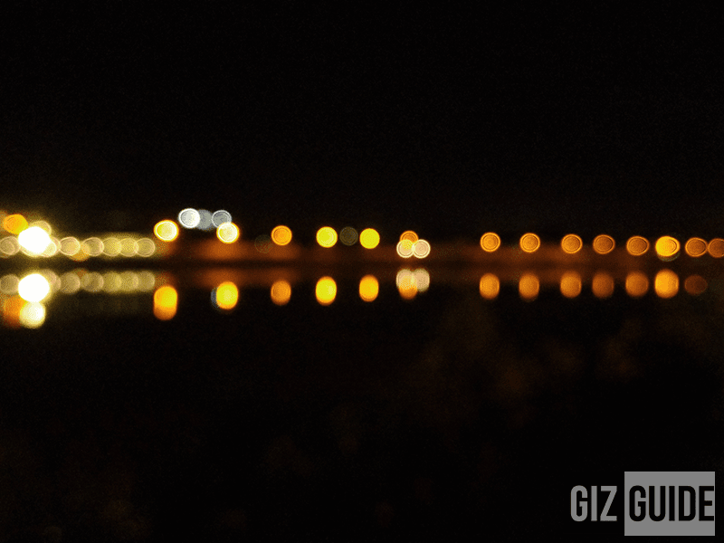Trying to create bokeh balls using the manual focus