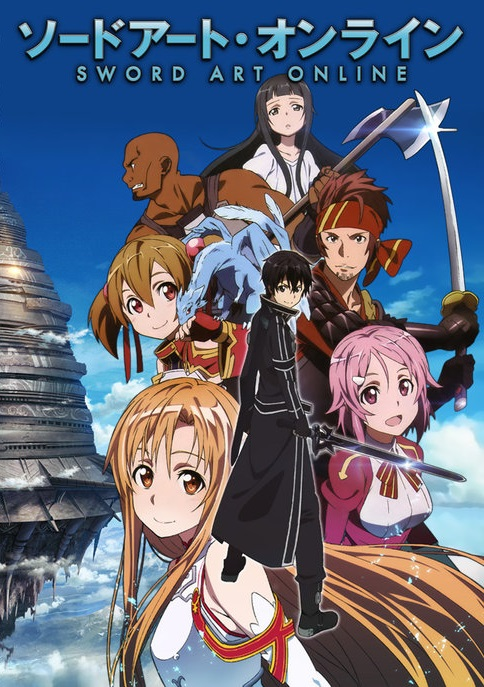 Sword Art Online In Hindi Dubbed.