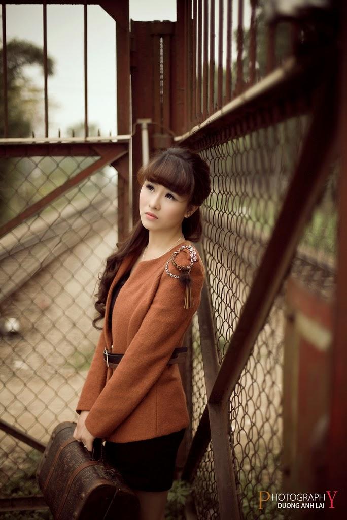 Ảnh đẹp girl xinh HD Việt Nam: Bóng hồng - Ảnh 19