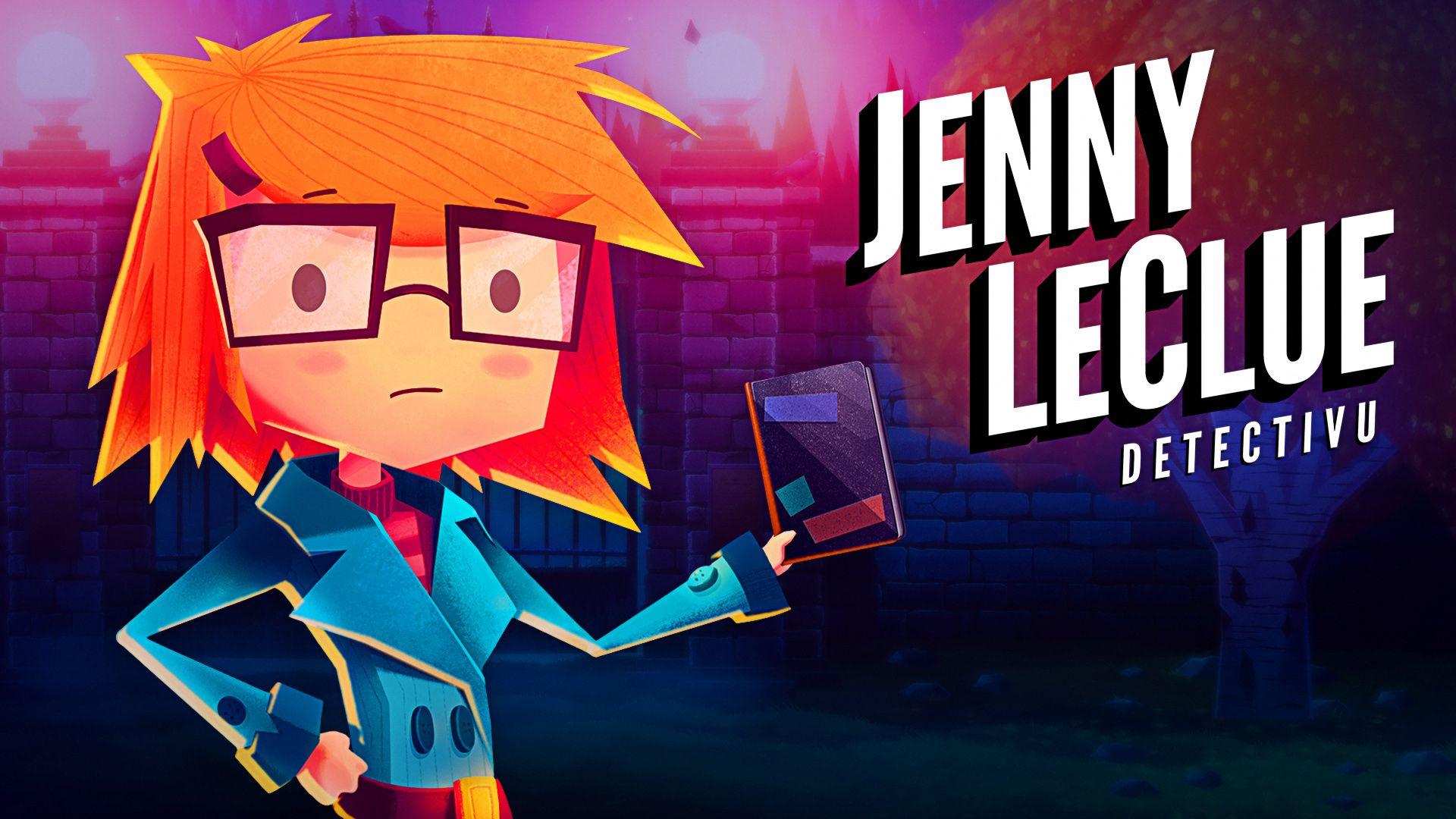 Jenny LeClue v2.0 NSP XCI NSZ For Nintendo Switch