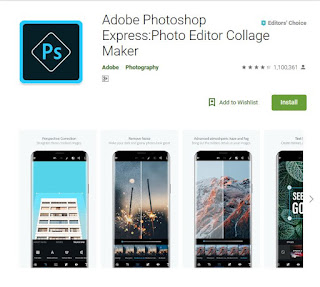 aplikasi edit foto terbaik dan terpopuler di smartphone android