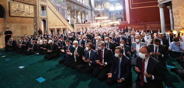Η «σύγχρονη» έκδοση της Τουρκίας, διάδοχος του βάρβαρου ISIS!