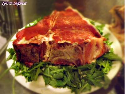 bistecca fiorentina trattoria Firenze