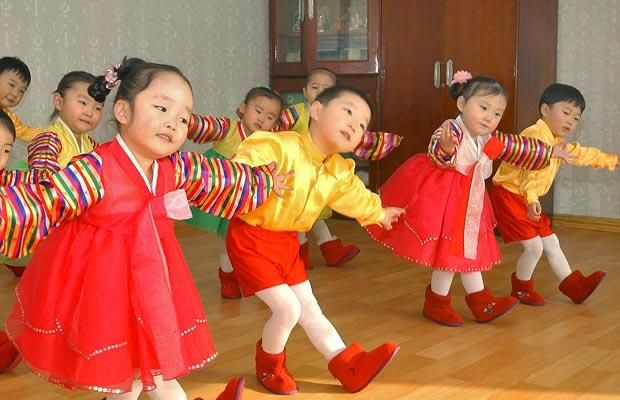 May 5 - Children's Day in South Korea