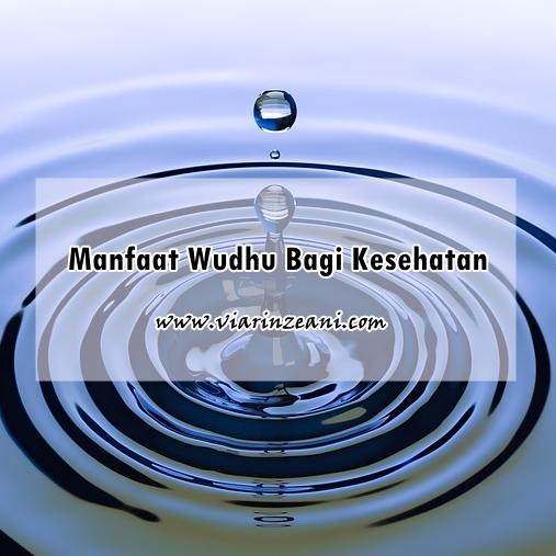 manfaat-wudhu-bagi-kesehatan