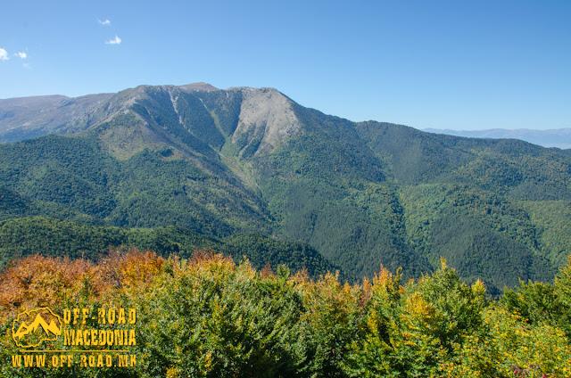Nidze Peak - 2361 m a.s.l