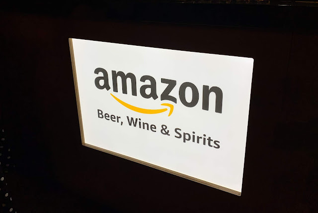 Amazon Beer Wine and Spirits - YES PLEASE!