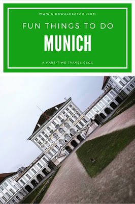 Things to do in Munich on a business trip