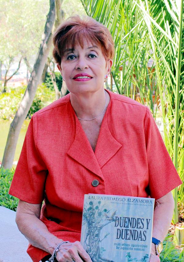 LAURA HIDALGO, Profesora USFQ, recibió invitación para ser Miembro de ACADEMIA ECUATORIANA DE LA LENGUA