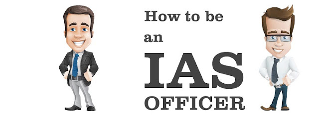 how to be an iAS officer
