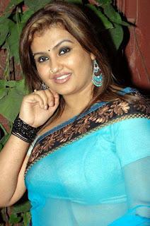 Sona-blue-saree