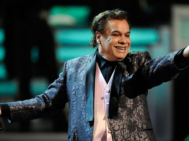 Muere el cantante mexicano Juan Gabriel.