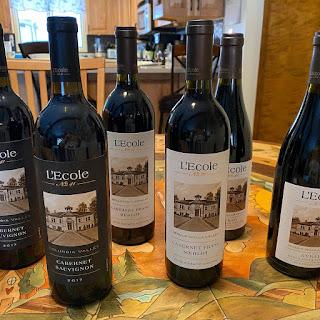 L'Ecole Wines