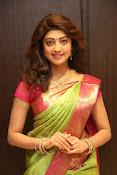pranitha glam pics in saree-thumbnail-12