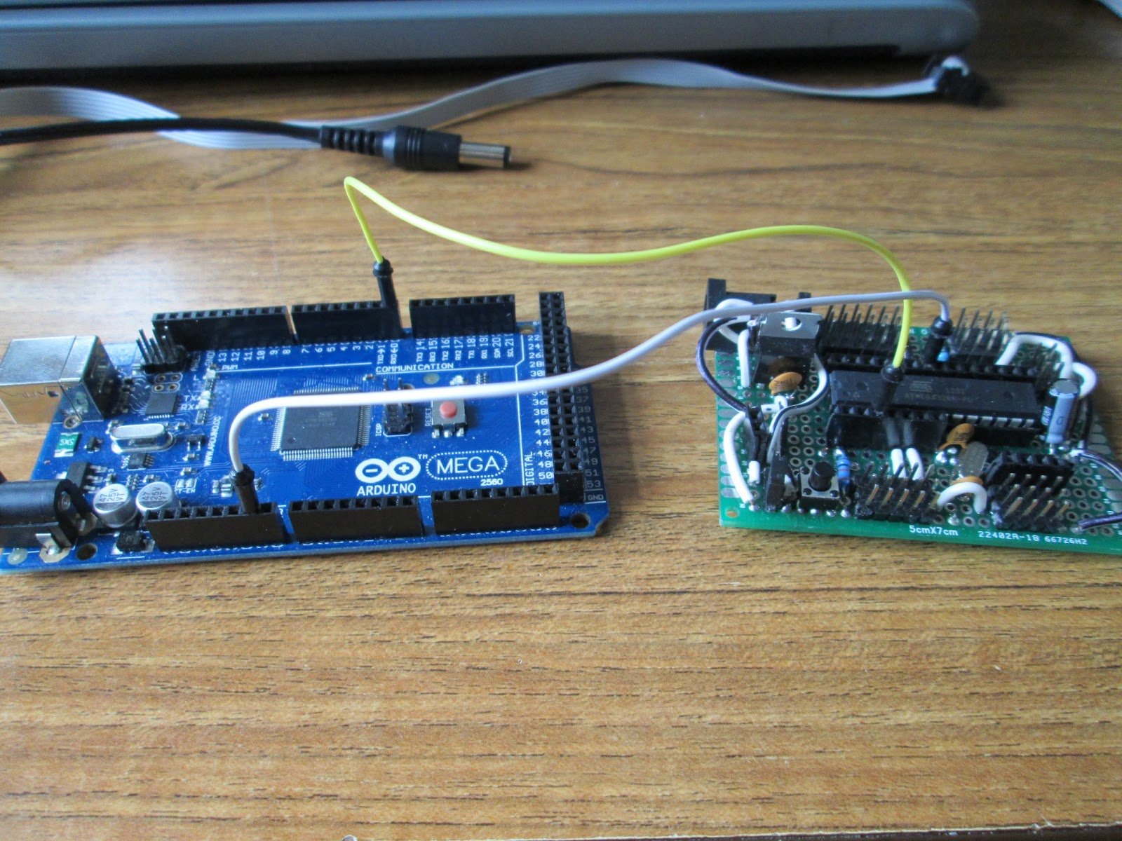 Projects from Tech: Arduino: Serial Communication Between