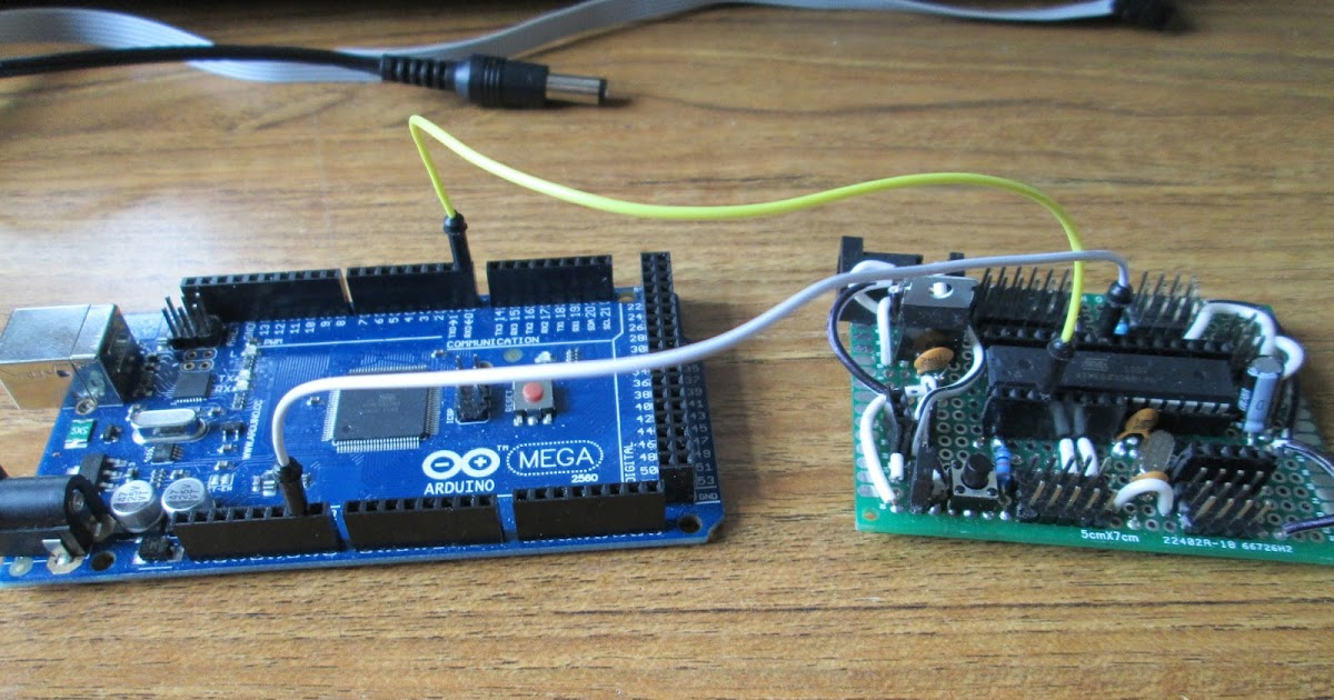 Projects from tech arduino serial communication between