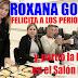 Roxana Gómez, brindó reconocimiento a los Periodistas y partió la Rosca de Reyes