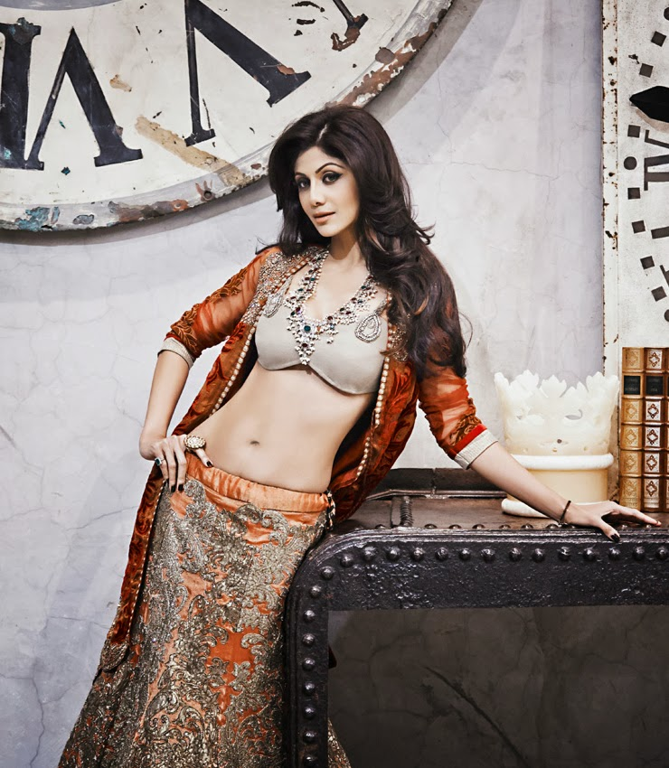 MAGAZINE COVERS: SHILPA SHETTY Hot Photoshoot HQ Images