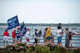 Pro-Trump Boat Parades Over Labor Day Weekend