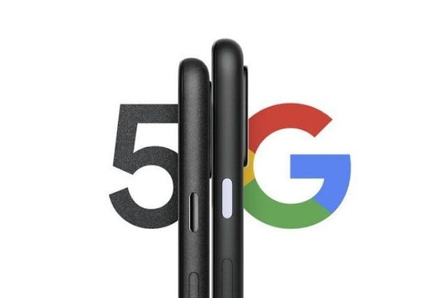 جوجل قد تطلق هاتفي Pixel 4a 5G و Pixel 5 في 30 سبتمبر