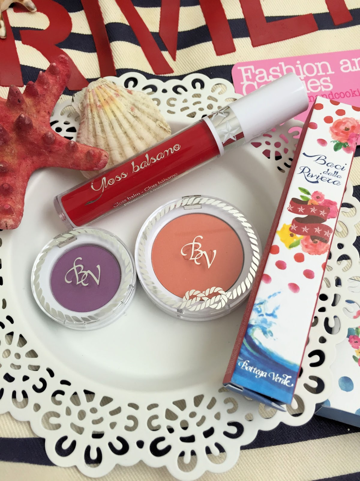 Collezione makeup Riviera  Mediterranea di Bottega Verde su Fashion and Cookies beauty blog, beauty blogger