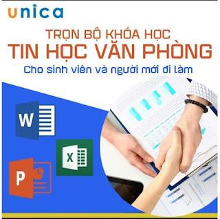 - Combo 4 FULL khóa học THÀNH THẠO TIN HỌC VĂN PHÒNG - [UNICA.VN] ebook PDF-EPUB-AWZ3-PRC-MOBI