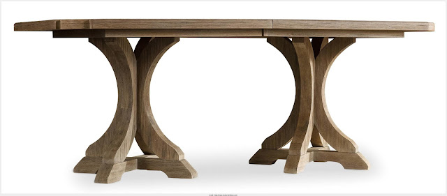 Incredible Rectangular Pedestal Dining Table Gallery