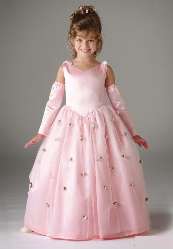 Flower Girl Dresses - Keep Your Eyes on the Flower Girl at the Wedding