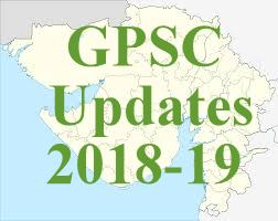 GPSC Updated Schedule Of 2018 Published Advertisements Of Exams