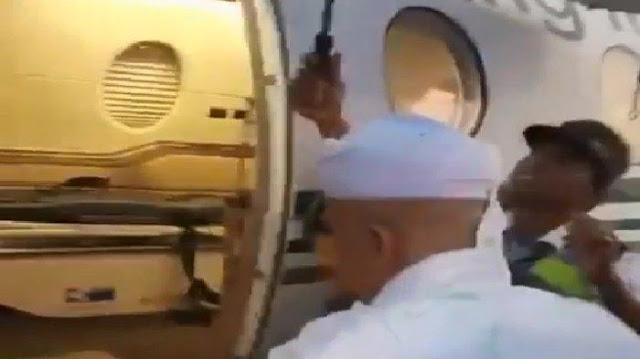 Berangkat Berobat ke Penang Malaysia Gunakan Jet Pribadi, Milik Salah Satu Capres?