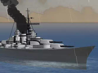 Savaş Gemisi - War Ship