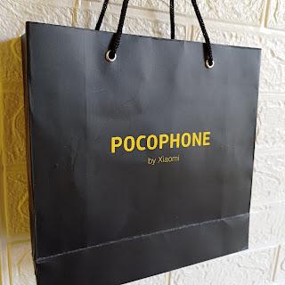 Belanja Redmi kantongnya Pocophone