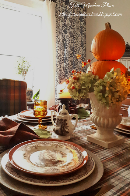 Set the Table - Thanksgiving