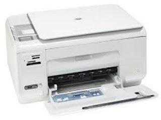 Image HP Photosmart C4380 Printer