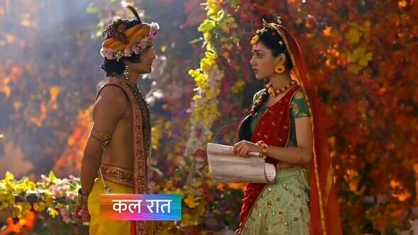 Radha Krishna Serial : 28 jan in English