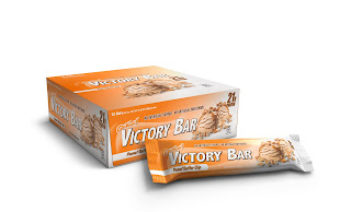 OhYeah! Nutrition's Victory Bars - review