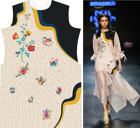 There is a lot of money in textile designing