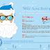 Γαλάζιος Άγιος Βασίλης 2016.