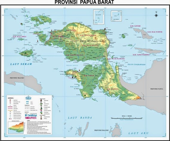 Daftar Lengkap Wisata Di Papua Barat - Wibialwis Blog ...