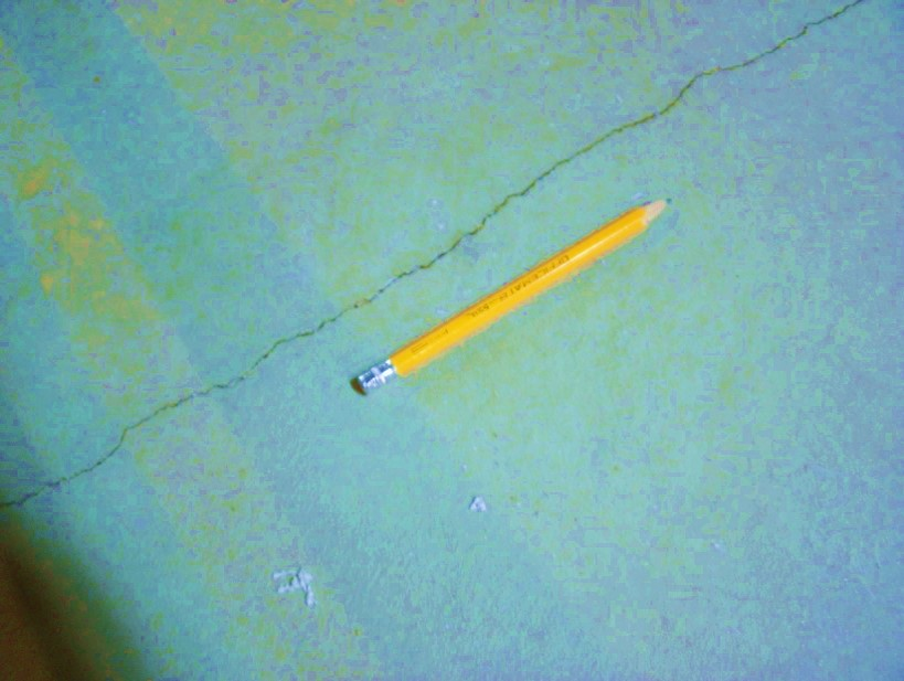 How to Inspect Cracked Concrete