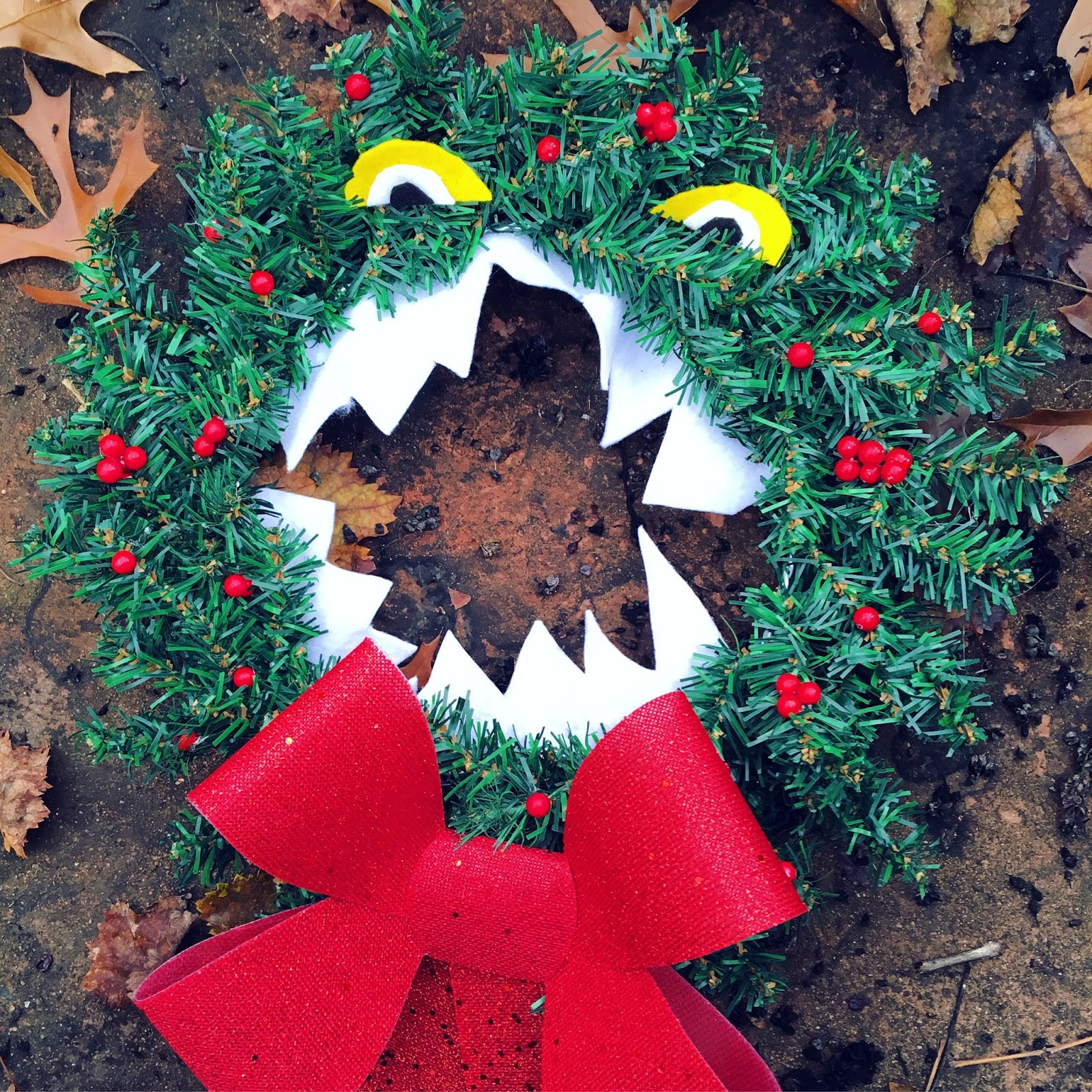Nightmare Before Xmas Wreath Janel Berchielli