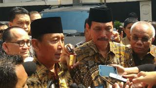 Sidang Kepemilikan Senpi Ilegal, Saksi Sebut Wiranto dan Luhut Pengkhianat TNI