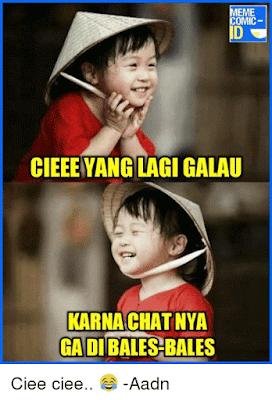 15 Meme 'Galau' Ini Mencoba Menghibur yang Galau, Walau Susah